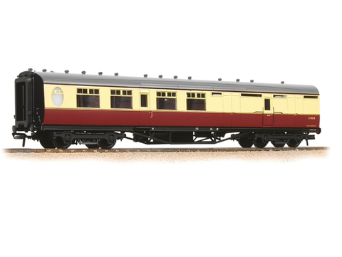 LNER Thompson Brake Third Corridor BR Crimson & Cream
