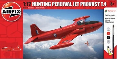 Hunting Percival Jet Provost T.4  scale model kit