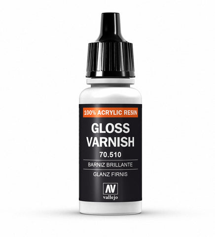 Gloss Varnish - VAL70.510 AV Vallejo Model Color