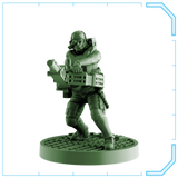 Vasquez Miniature - Aliens - Another Glorious Day In The Corps Board Game