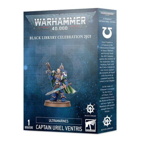 Collectors Edition Captain Uriel Ventris