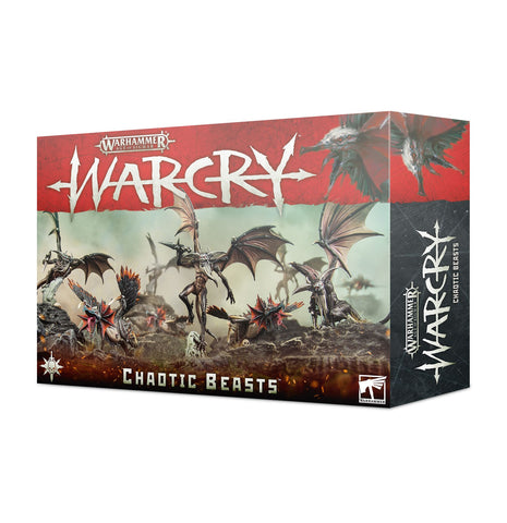 Chaotic Beasts - Warcry :www.mightylancergames.co.uk