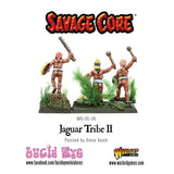 Savage Core: Jaguar Tribe Pack 2 (3 figs)