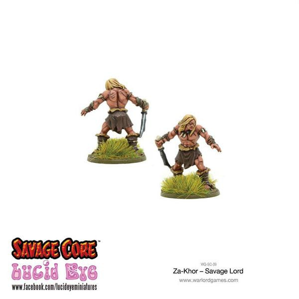 Savage Core: Za Khor (Jungle Lord)