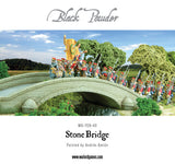 plastic stone bridge kit (28mm)