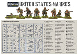 Bolt Action: US MARINE CORPS Starter Army