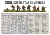 US Marines WWII for the Pacific Theatre - Bolt Action