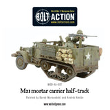 Bolt Action: US M21 Mortar Carrier Half Track