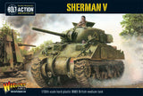 Bolt Action: British SHERMAN V PLASTIC BOX SET
