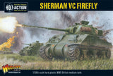 Bolt Action: British SHERMAN Vc PLASTIC BOX SET