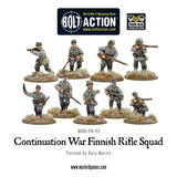 Finnish Infantry Boxed Set (Bolt Action) :www.mightylancergames.co.uk