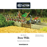 plastic stone walls kit (28mm scale)