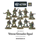 Bolt Action: German Veteran Grenadier Squad