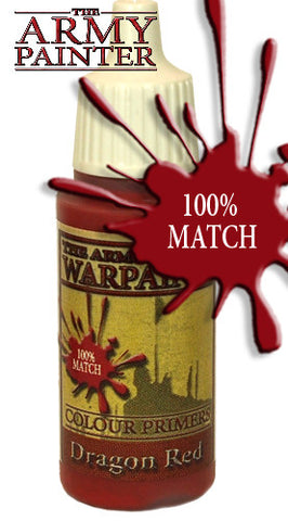 The Army Painter: Warpaints - Dragon Red