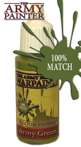 The Army Painter: Warpaints - Army Green