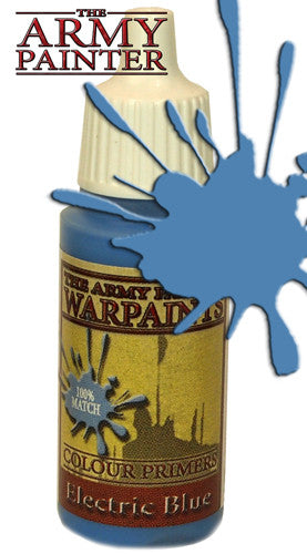 The Army Painter: Warpaints - Electric Blue