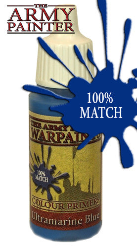 Army Painter Ultramarine Blue dropper bottle: www.mightylancergames.co.uk