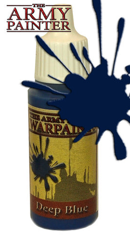 The Army Painter: Warpaints - Deep Blue