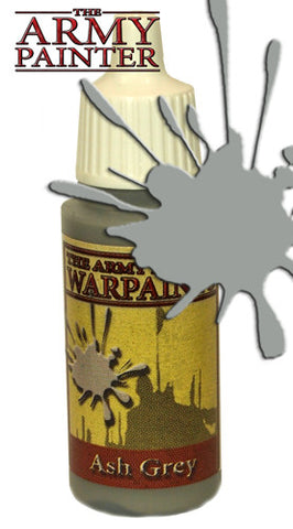 The Army Painter: Warpaints - Ash Grey