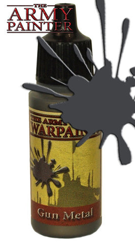 Army Painter: Warpaints - Gun Metal