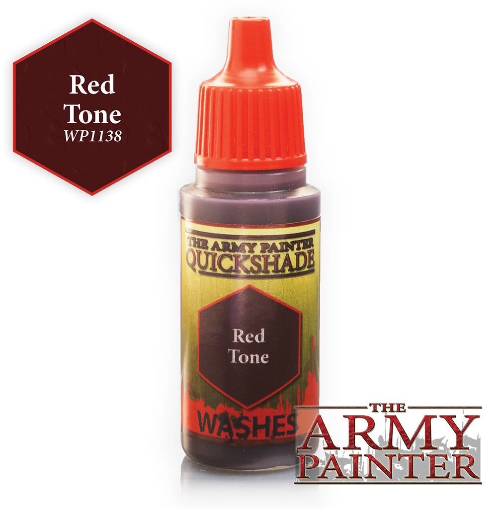 The Army Painter: Warpaints - Quickshade Red Tone Wash