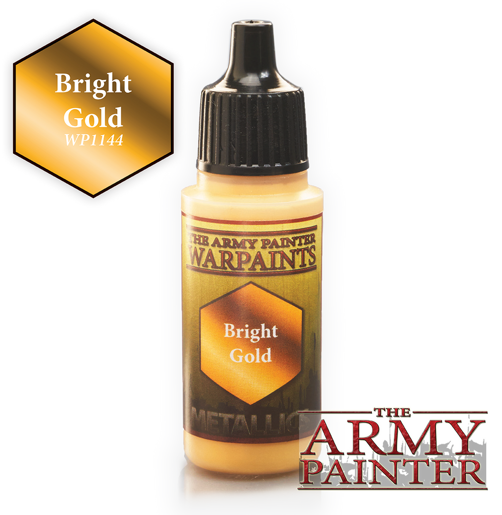 The Army Painter: Warpaints - Bright Gold