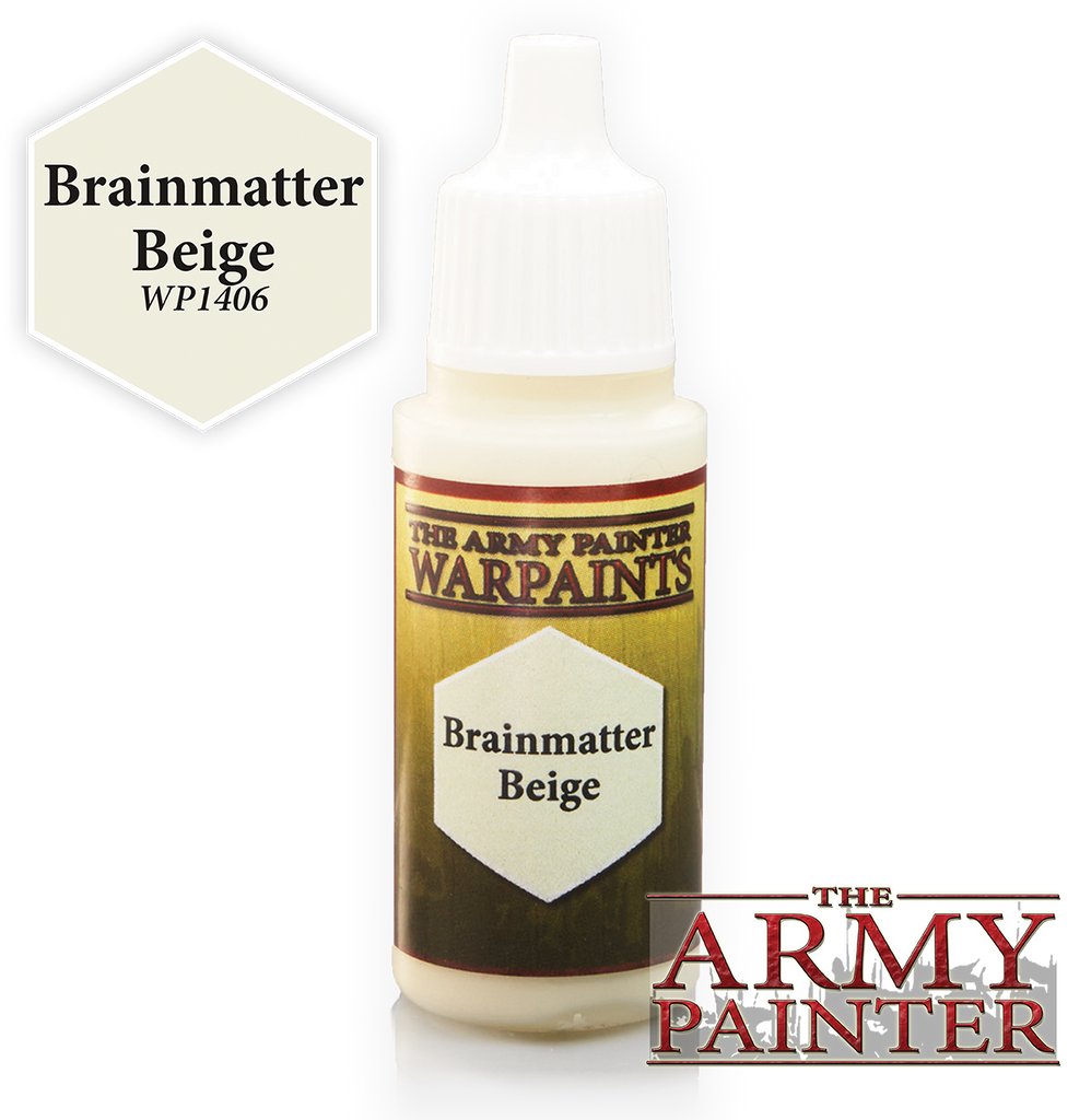 The Army Painter: Warpaints - Brainmatter Beige