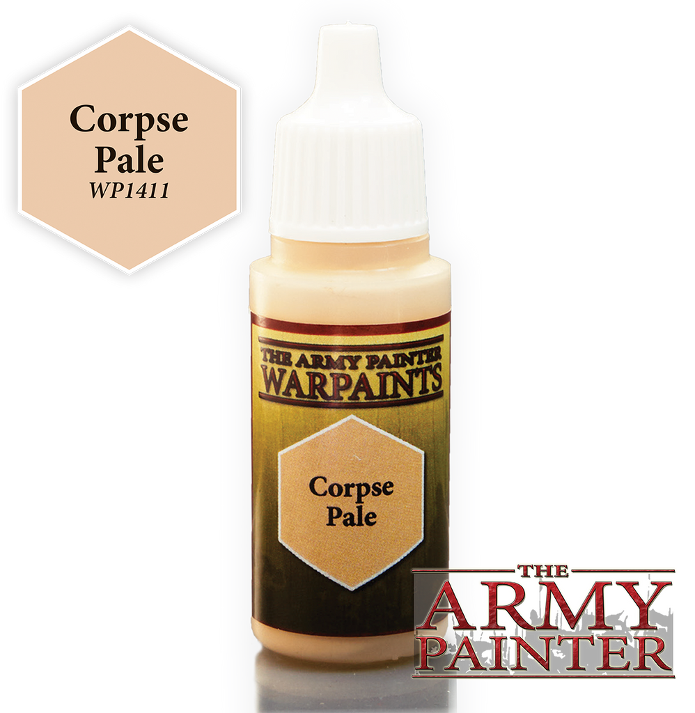 The Army Painter: Warpaints - Corpse Pale