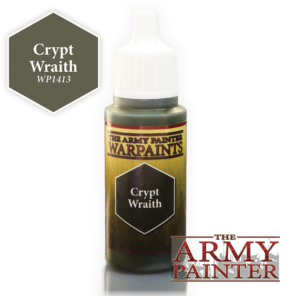 The Army Painter: Warpaints - Crypt Wraith