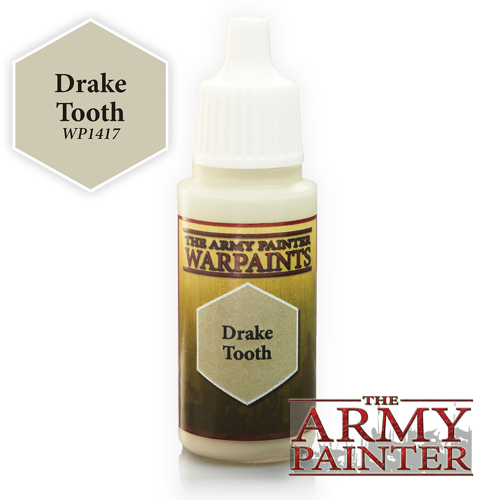 The Army Painter: Warpaints - Drake Tooth