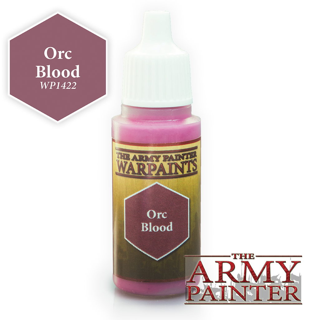 The Army Painter: Warpaints - Orc Blood