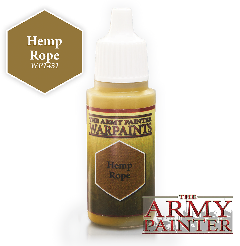 The Army Painter: Warpaints - Hemp Rope