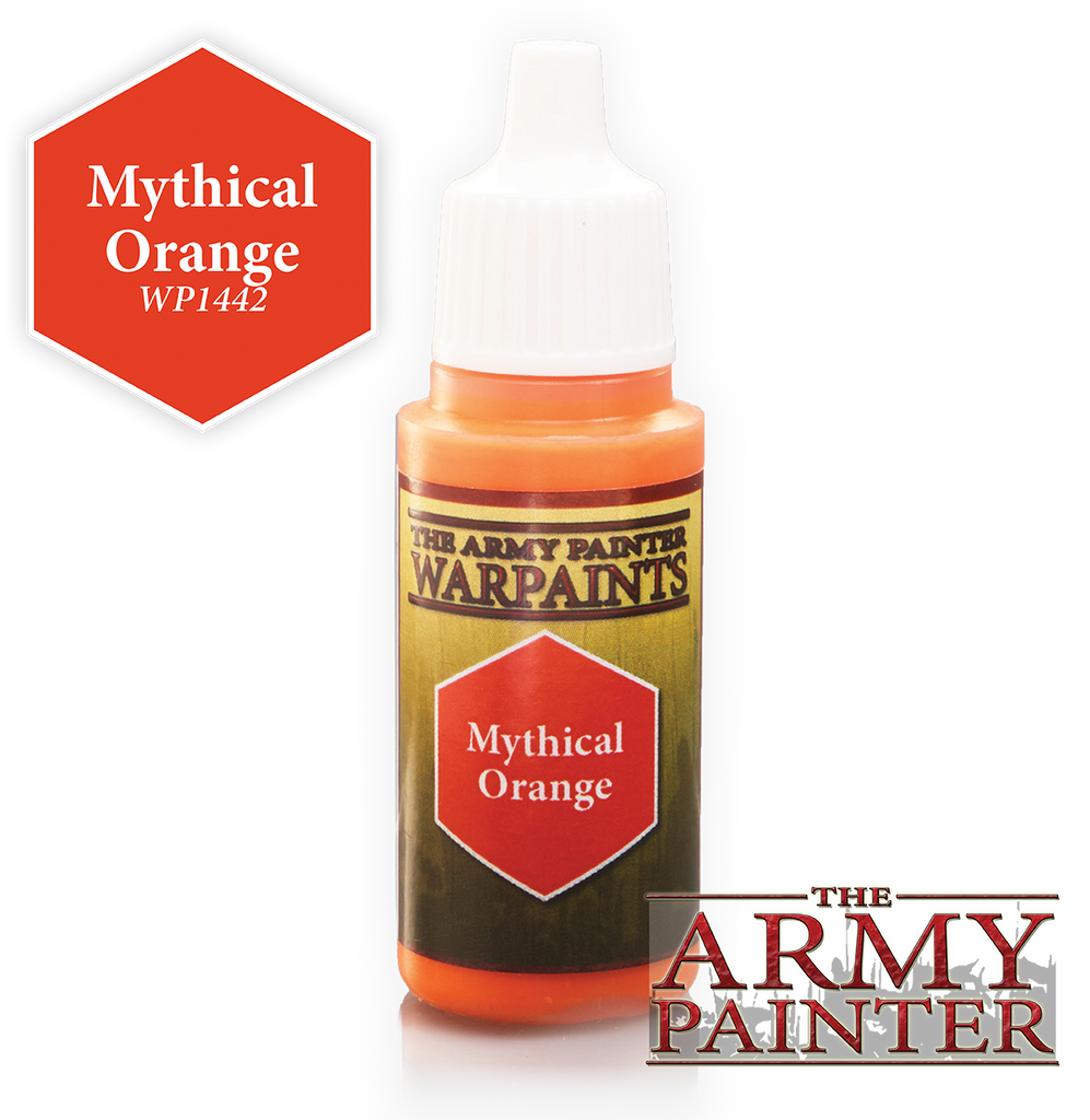 The Army Painter: Warpaints - Mythical Orange