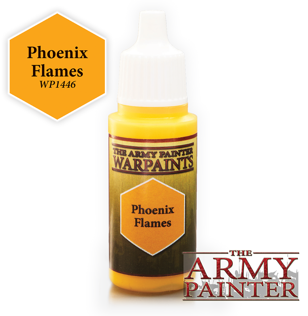 The Army Painter: Warpaints - Phoenix Flames