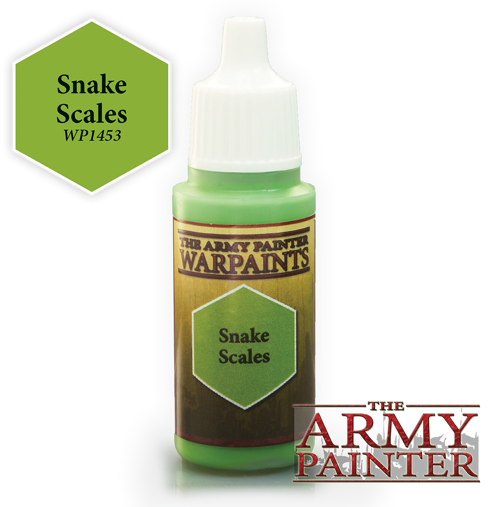 The Army Painter: Warpaints - Snake Scales