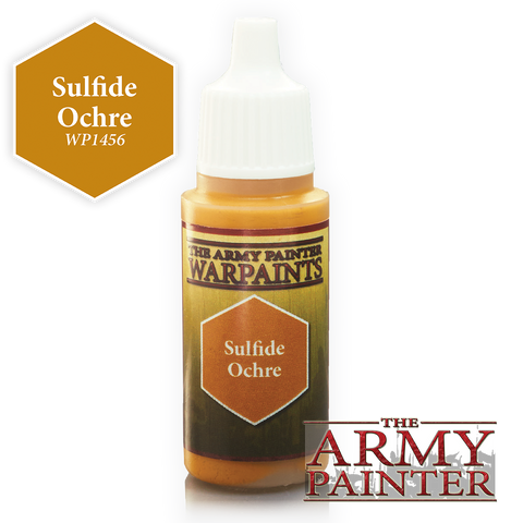 The Army Painter: Warpaints - Sulfide Ochre