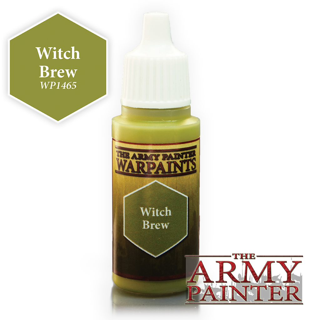 The Army Painter: Warpaints - Witch Brew