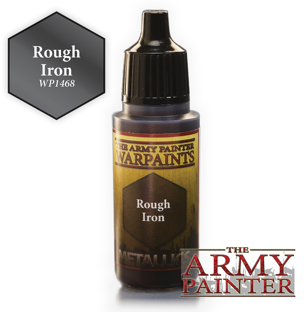 The Army Painter: Warpaints - Rough Iron