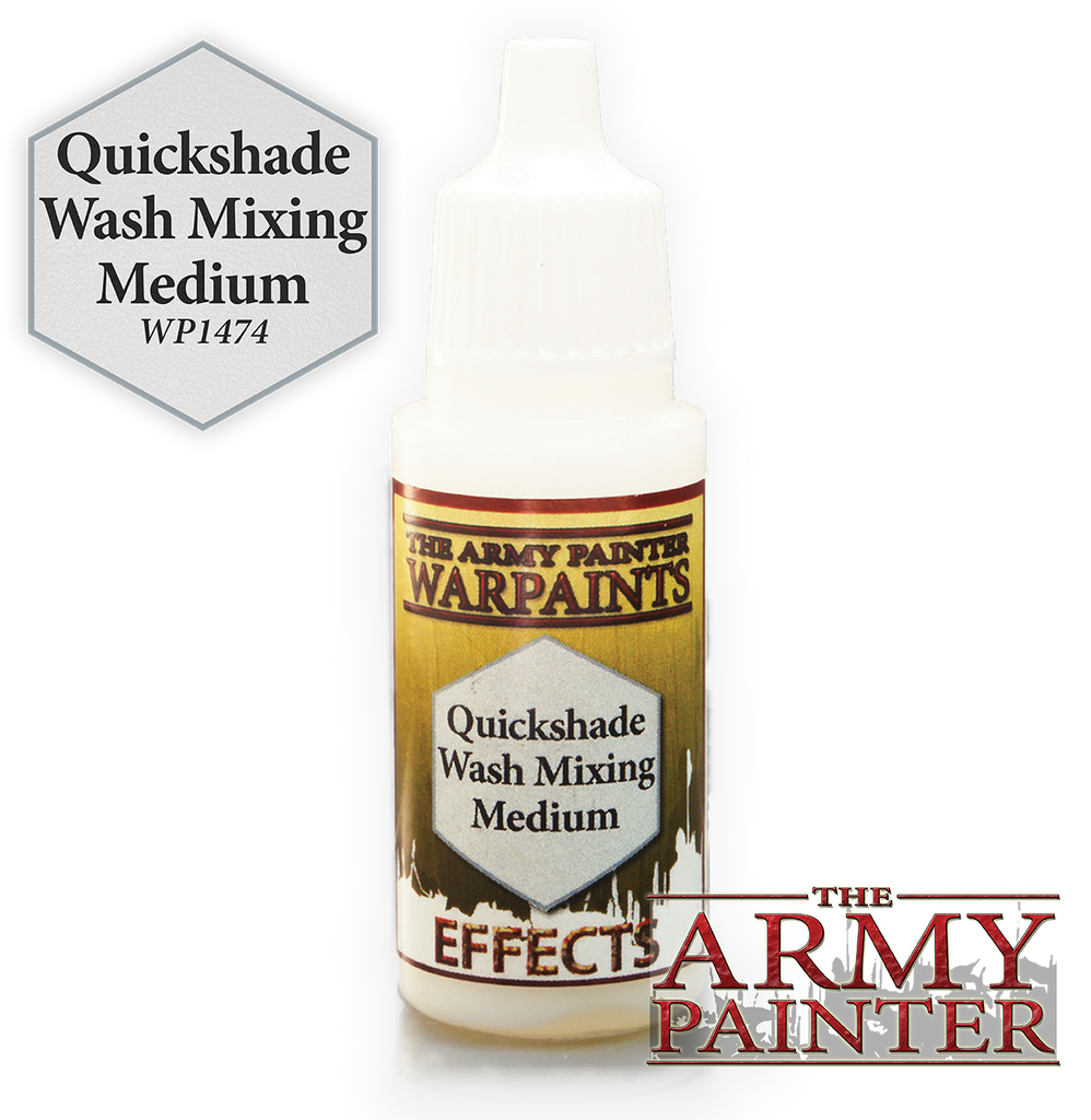 The Army Painter: Warpaints - Quickshade Wash Mixing Medium