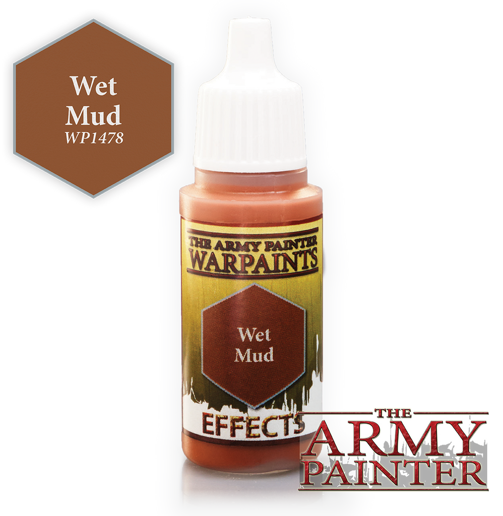The Army Painter: Warpaints - Wet Mud