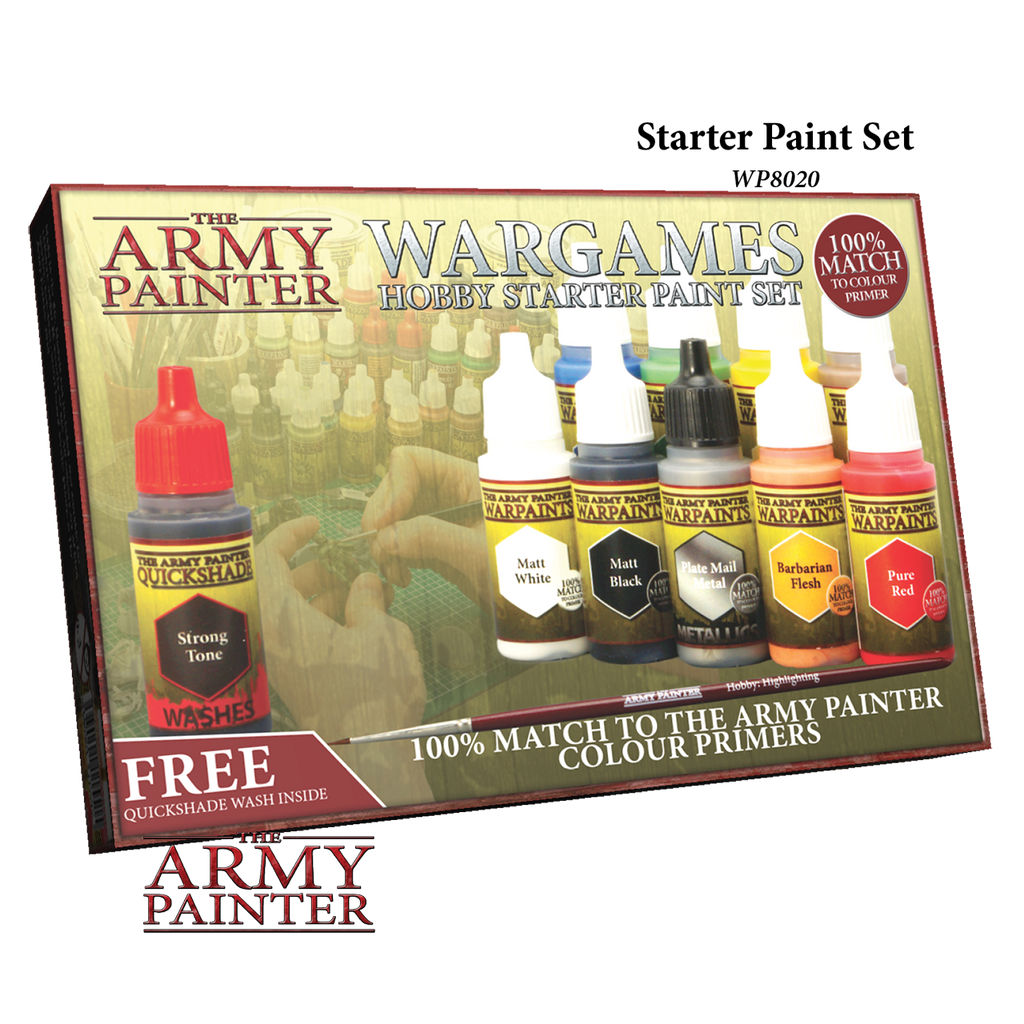 army painter starter paint set; www.mightylancergames.co.uk