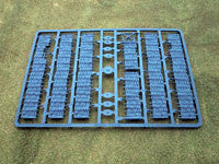 renedra wattle fencing for 28mm wargame and modelling