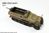 German SdKfz 251/1 Ausf C (Rubicon)
