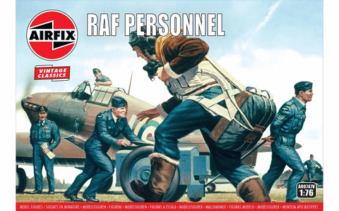 RAF Personnel 1/72 Airfix: www.mightylancergames.co.uk