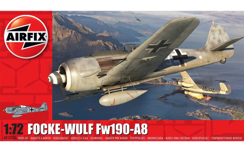 Focke-Wulf Fw190-A8: www.mightylancergames.co.uk