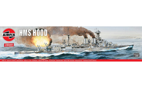 HMS Hood - Vintage Classics (Airfix 1/600) :www.mightylancergames.co.uk