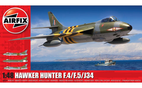 Airfix - Hawker Hunter F.4/F.5/J.34I 1/48
