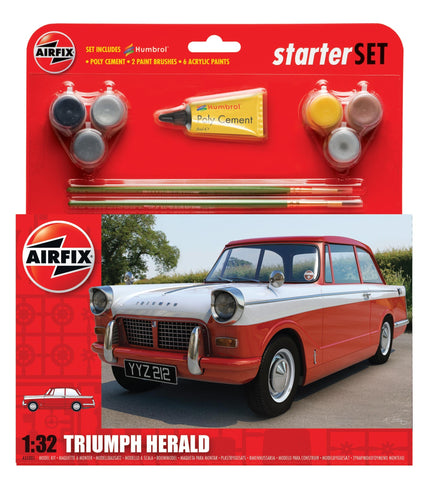 Medium Starter Set - Triumph Herald