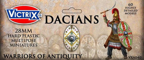 Dacians  - Warriors of Antiquity (Victrix VXA040) :www.mightylancergames.co.uk