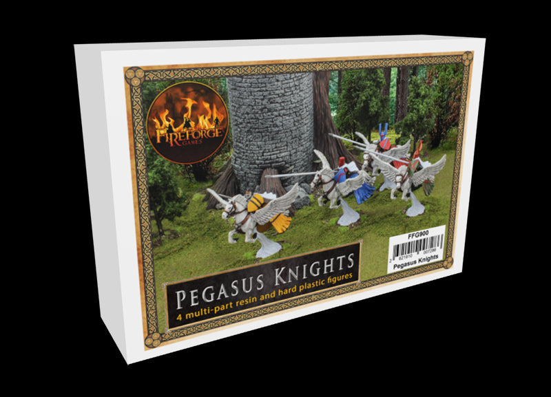 Albion's Knights on Pegasus (Fireforge Games FFG900) :www.mightylancergames.co.uk